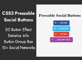 Pressable Buttons