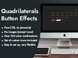 Quadrilaterals Button Effects