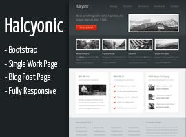 Halcyonic