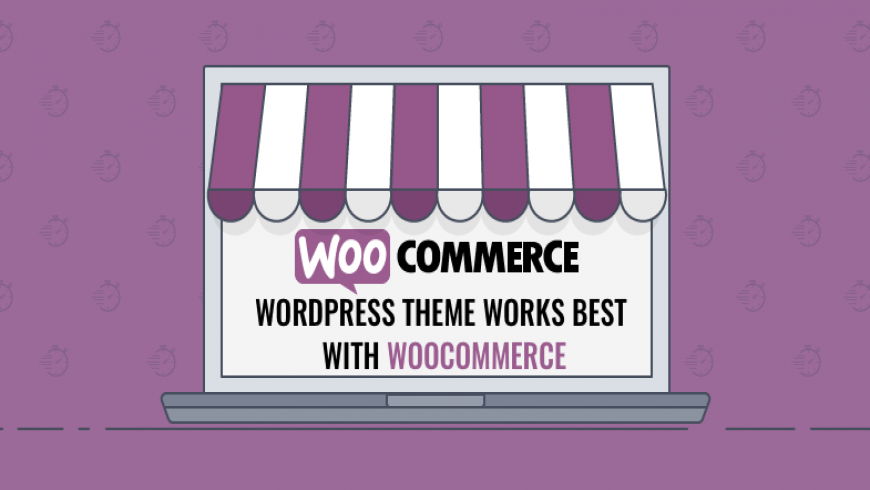 What wordpress theme works best with woocommerce?