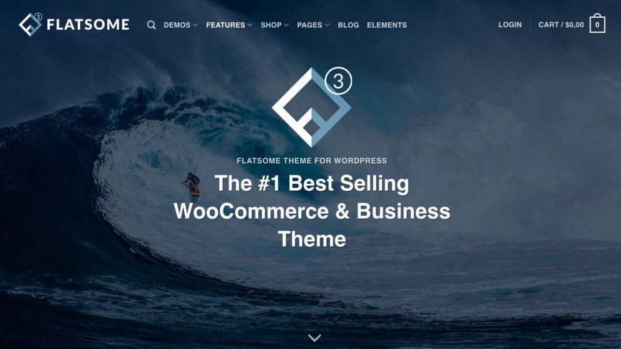How Flatsome Became the #1 Best Selling WooCommerce Theme Ever?